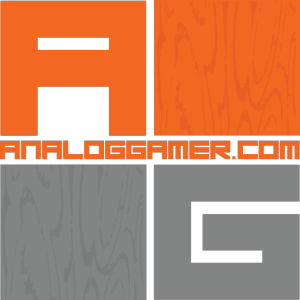 Analog Gamer Logo
